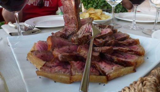 フィレンツェに来たらコレ食べなきゃ!!ビステッカ・アッラ・フィオレンティーナ。おすすめレストラン情報もあるよ!