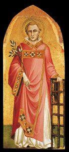 聖ロレンツォ スピネッロ・アレティーノ, 1400-1410 ミラノ