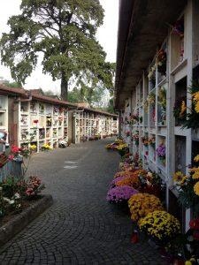 イタリアのお墓