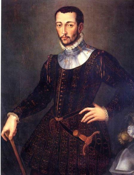 フランチェスコ1世・デ・メディチ アレサンドロ・アッローリ(?), 1567