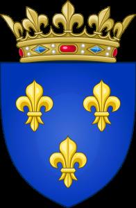 フランス王家の紋章