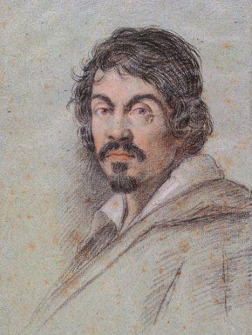 カラヴァッジョの肖像