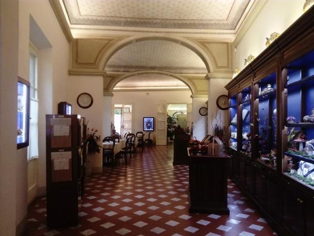 サンタマリアノヴェッラ薬局 フィレンツェ本店(ティールーム)