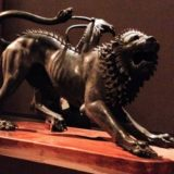 キメラエトルリア美術, 紀元前4~5世紀国立考古学博物館, フィレンツェ