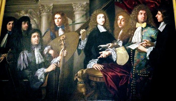 アントン・ドメニコ・ガッビアーニ, 1685頃? パラティーナ美術館(現在アカデミア美術館に貸出中), フィレンツェ