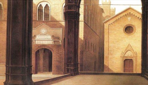 フィレンツェの昔の姿をちょっとご紹介!「消えてしまった」サン・ピエル・スケラッジョ教会。