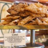 カーニバルのお菓子「チェンチ」