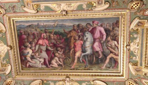ヴェッキオ宮殿の「アルノルフォの塔」の歴史、なかなか味があって面白い。