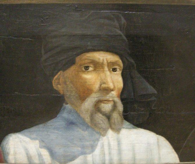 ドナテッロの肖像