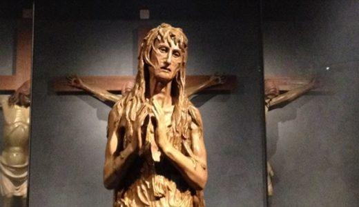 ドナテッロ晩年の作品「マグダラのマリア」彼は何を伝えたかったのか?