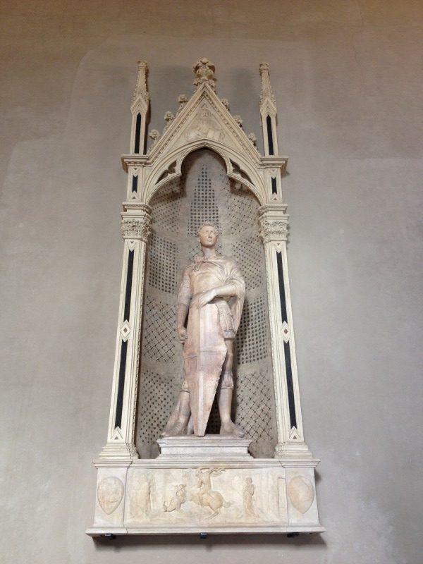 ドナテッロ 聖ゲオルギウス