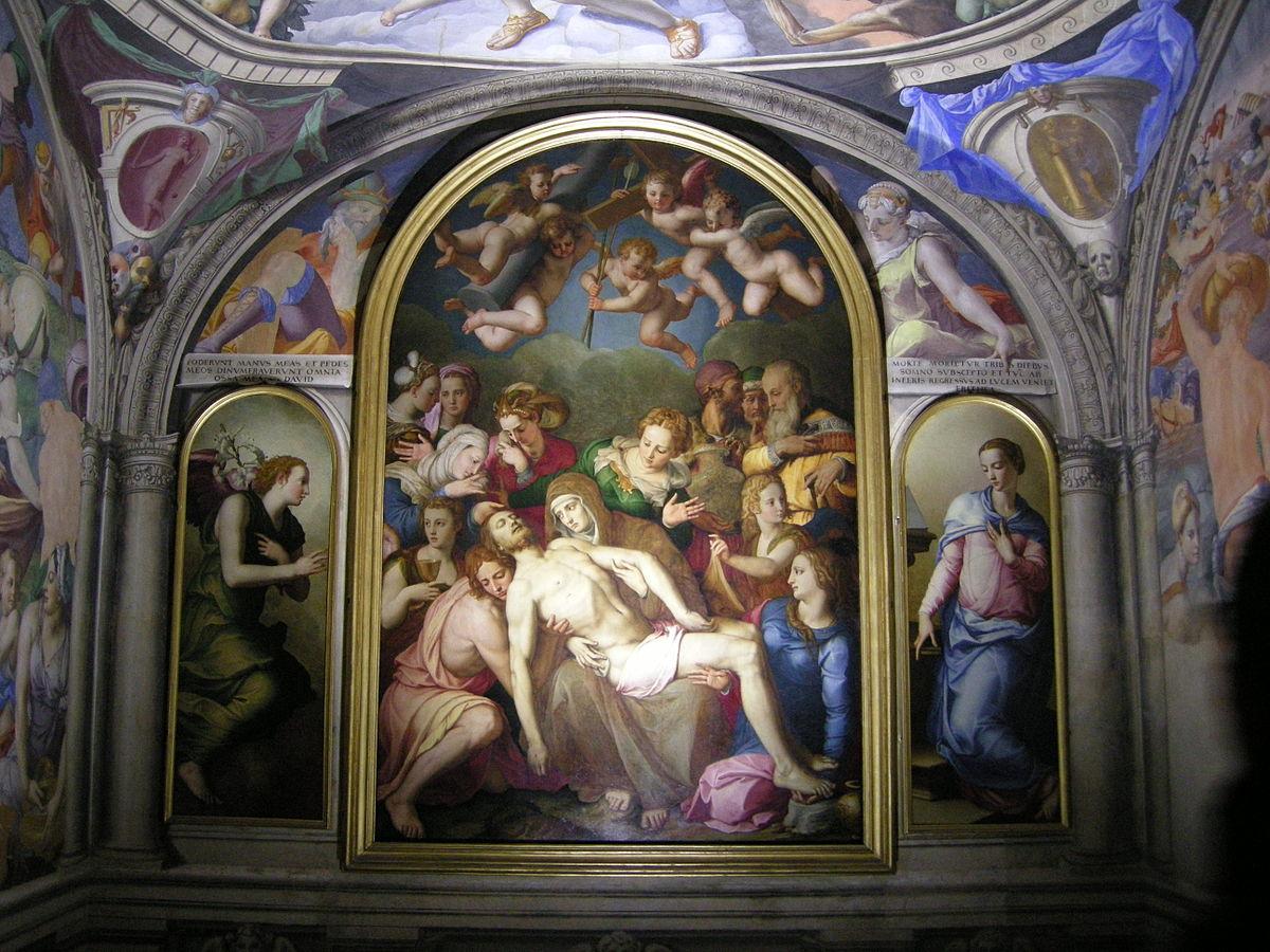 三大天使とトビアス フランチェスコ・ボッティチーニ, 1470 ウフィツィ美術館, フィレンツェ