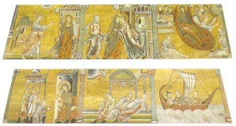 聖母マリアとイエスの物語