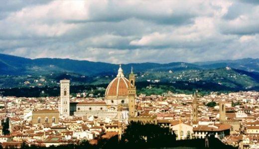 フィレンツェ一望の『ベルヴェデーレ要塞』美しいパノラマが楽しめる写真スポット!