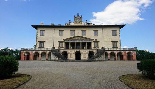 ポッジョ・ア・カイアーノのメディチ家の別荘