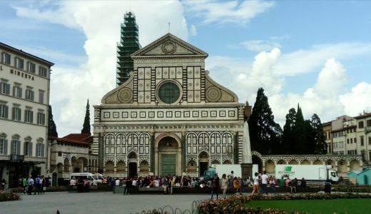 サンタ・マリア・ノヴェッラ聖堂