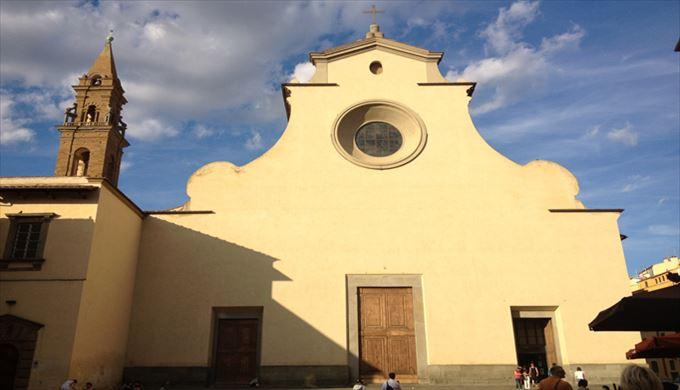 サント・スピリト聖堂