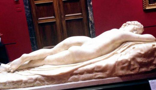 目で楽しむギリシア神話!ヘルマプロディートス、両親から受け継いだ美しさのあまりの悲劇。