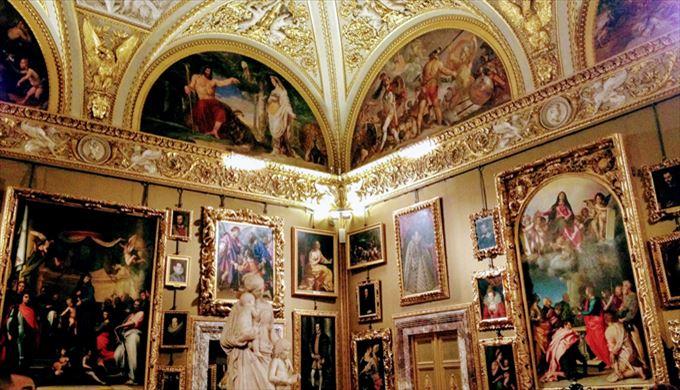 イタリア国立美術館の無料開放日2019年