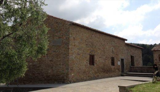 (ヴィンチ村)レオナルド・ダ・ヴィンチ博物館とレオナルドの生家