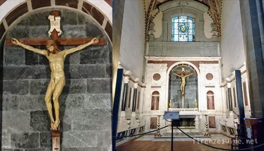 ブルネレスキ十字架磔刑像